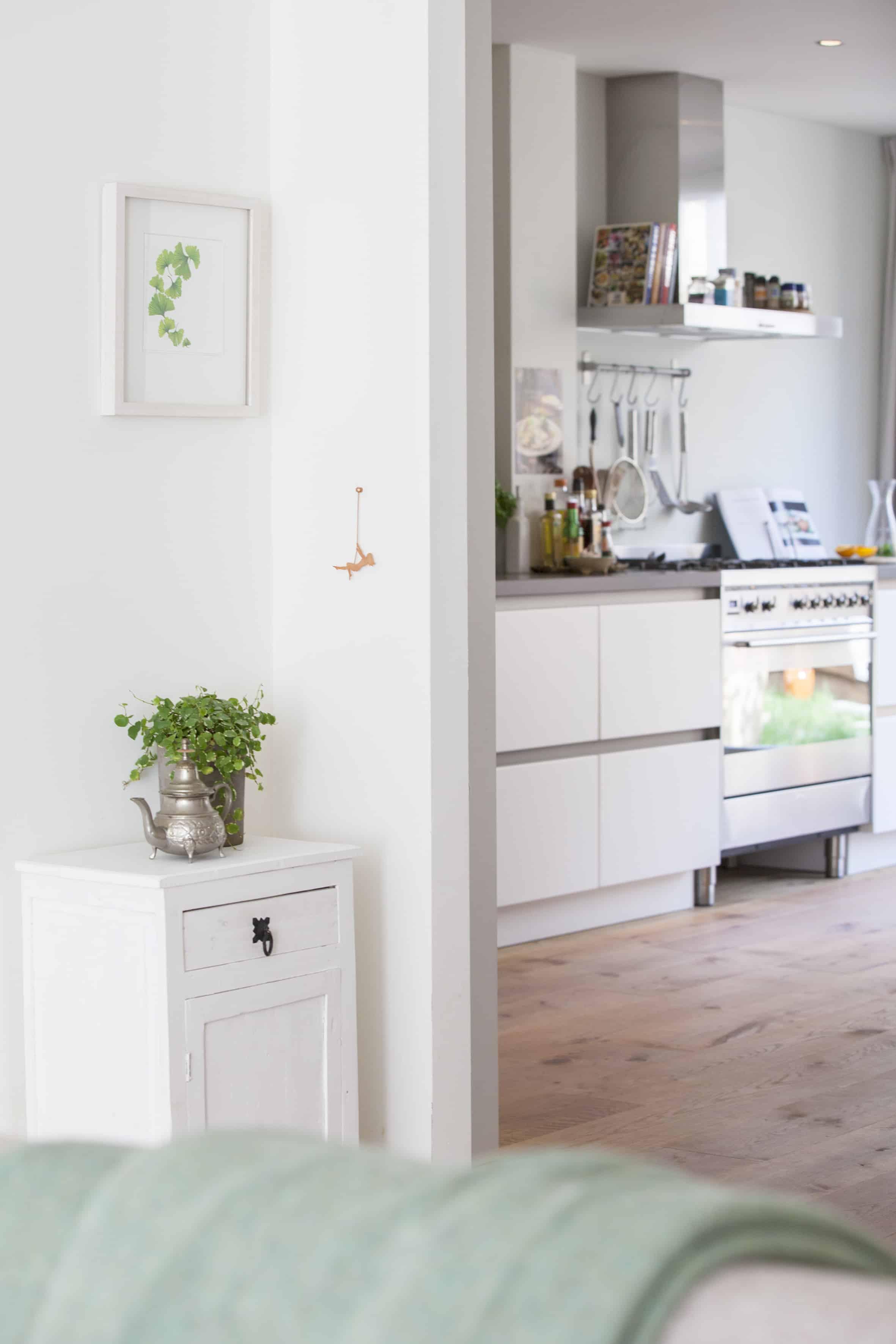 /Stylingklus bij Wouter en Fiona -keuken